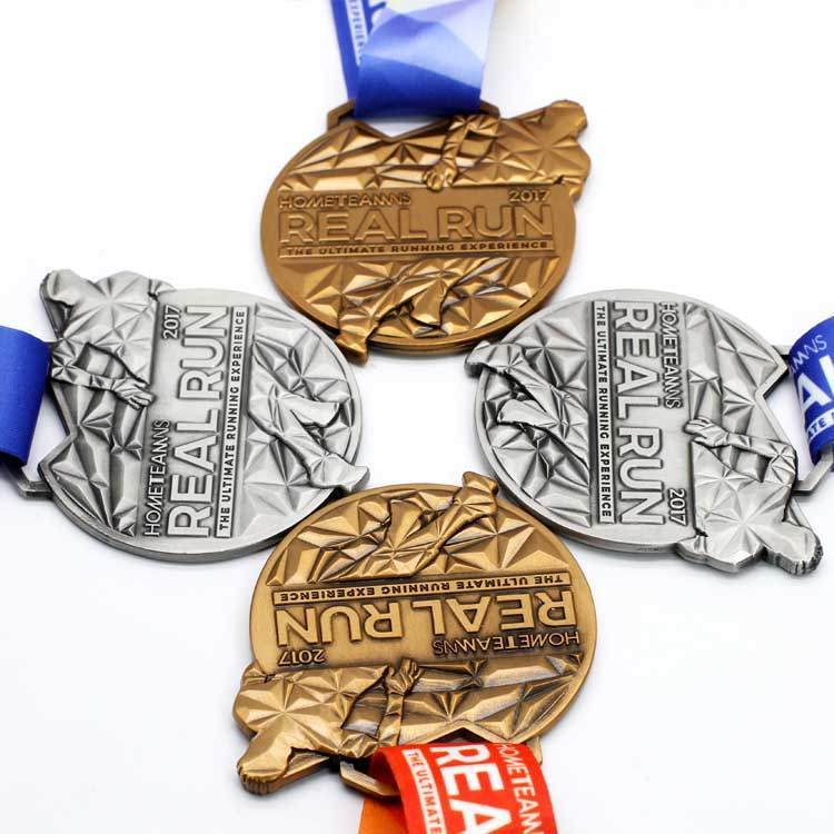 Manufacturer-Custom-Embossment-Boxing-Perspex-Award-Medal (4)