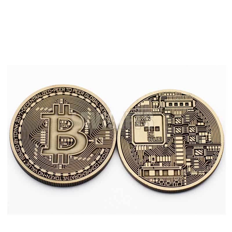 Custom Good Luck Souvenir Game Metal Poker Chip Token Coin