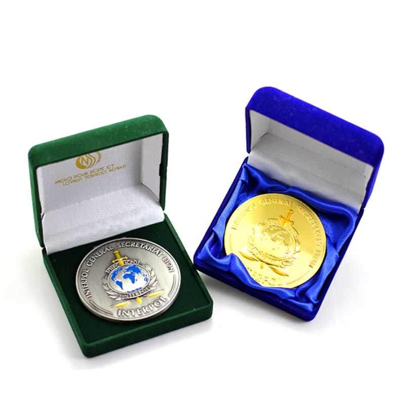Cheap Custom Metal Challenge Coin