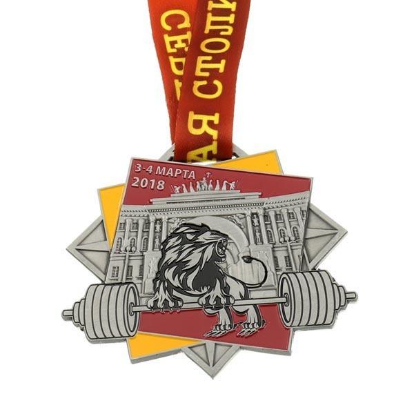 Cheap-Custom-Metal-Five-Pointed-Star-Medal (3)