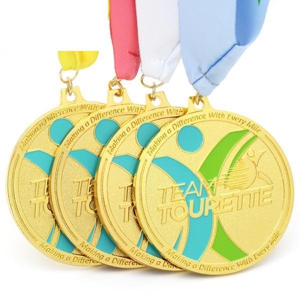 Cheap-Custom-Gold-Skiing-Winter-Sport-Medal (4)