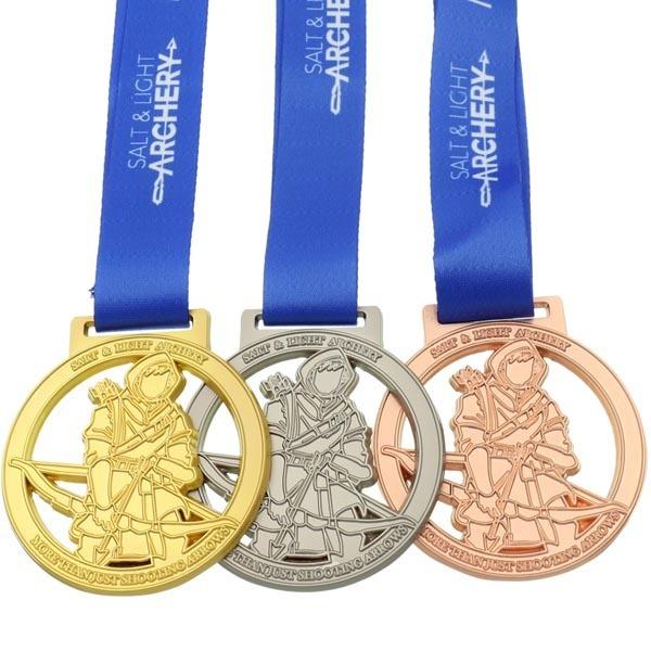 Wholesale-Custom-Gold-Award-UAE-University-Medal (1)