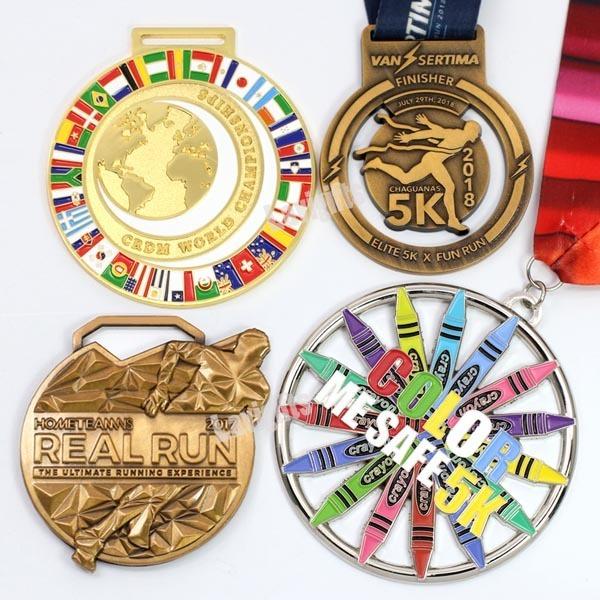 Wholesale-OEM-Custom-Pewter-Number-Medal-And (1)