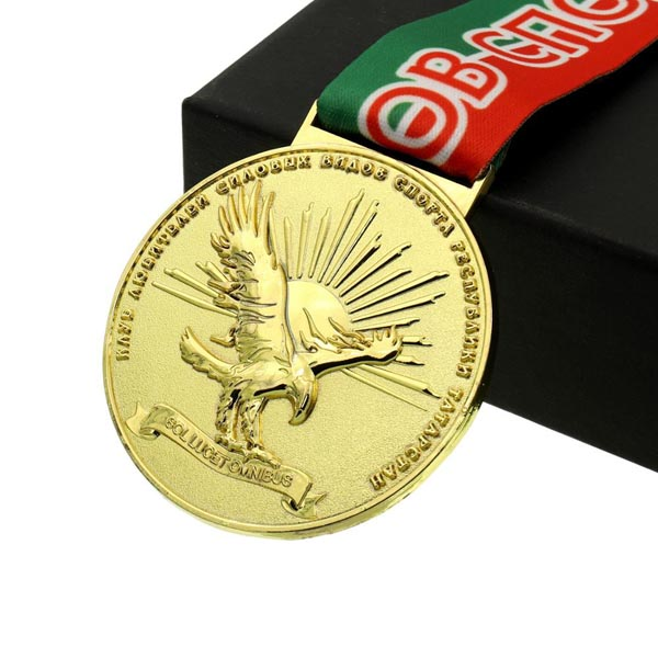 High Quality Promotional Custom Cheap Medal Craft from medal manufacturer