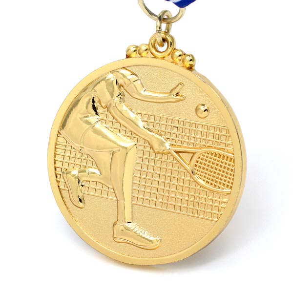 Sport Events Award Table Tennis Medal from medal manufacturer