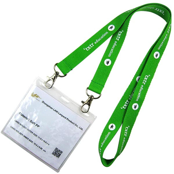 Wholesale Custom ID Card Name Tag Holder Lanyard