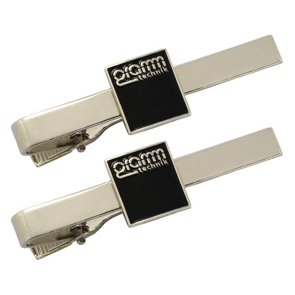 Wholesale Factory Price Custom Printed Funny Cufflink Tie Clip Wholesale From China