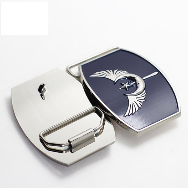 Manufacturer Wholesale Cheap Make Custom Metal Zinc Alloy Blank Mens Metal Belt Buckle