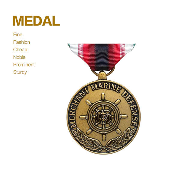 Cheap World War 2 Shield Badge And Trophy Medallion Medal