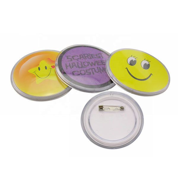 Acrylic Button Badge from badge manufacturer