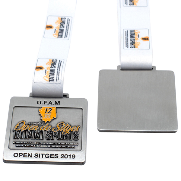 Promotional Custom Sport Medal Display