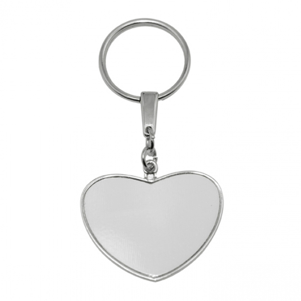China Supplier plated souvenir metal keychain