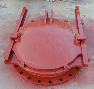 铸铁圆闸门(产品3)