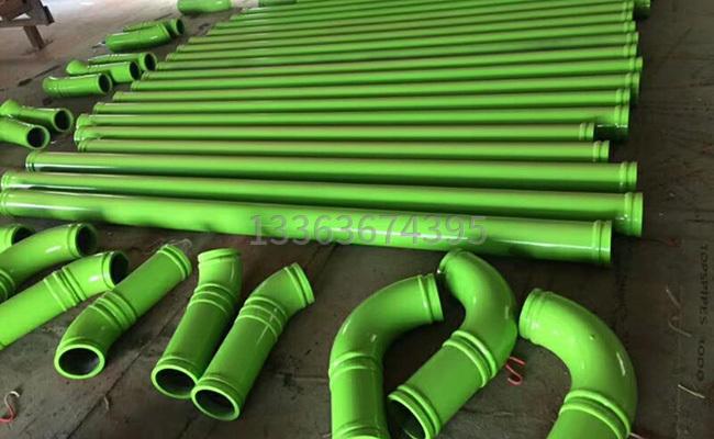 双层泵管耐磨层的厚度