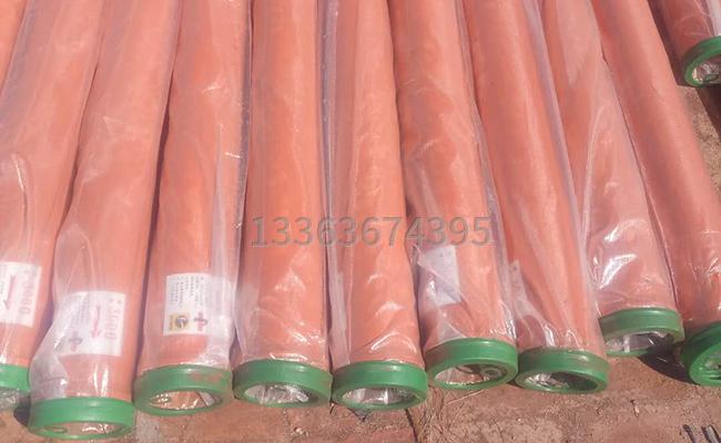 4万方M600耐磨泵管的成品泵管图片