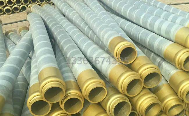 泵车泵管前端软管