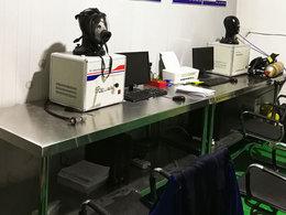 正压式空气呼吸器定期检测方法步骤