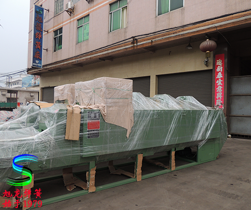 广东旭龙弹簧厂购置新的热处理炉
