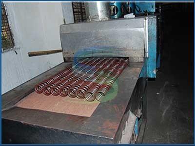 弹簧热处理设备