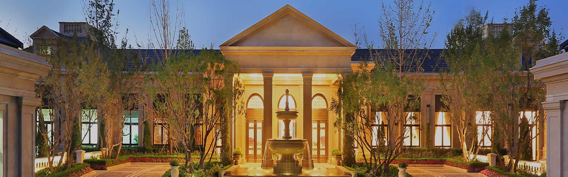 齐天断桥铝门窗厂家广泛服务别墅花园、会所、酒店、洋房、办公楼、高端小区门窗设计施工
