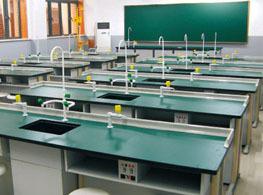 化学实验台厂家生产的中学化学实验台