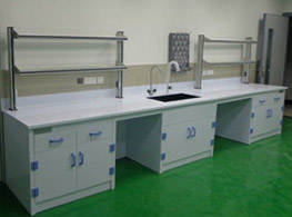 PP实验台柜