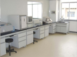 实验室厂家生产的钢木边实验台