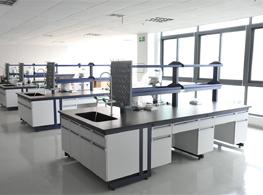 钢木材质化验室工作台