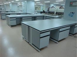 沪杰实验台厂家生产的钢木实验台柜