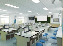 化学实验台厂家生产的防酸碱化学实验台