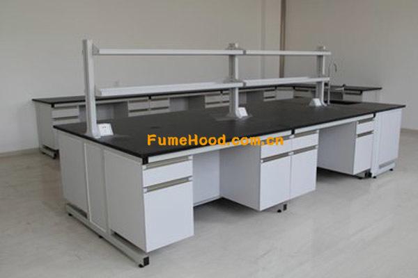 钢木材质实验室工程配套设备实验台