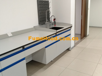 理化板鋼木材料化學實驗臺