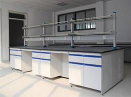 沪杰实验台厂家生产的实心理化板化学实验台