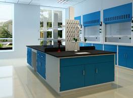 沪杰实验台厂家生产的化学实验室中央实验台