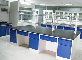 實驗室中間臺