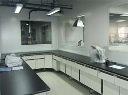 沪杰实验台厂家生产的学校实验台柜
