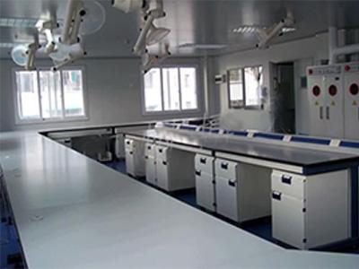 化验室操作台