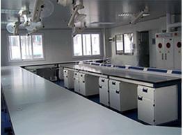 沪杰实验台厂家生产的化验室操作台
