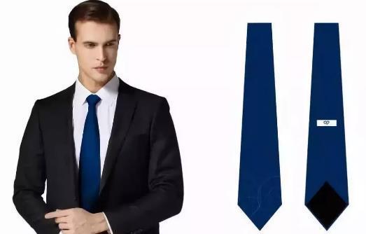 西装与领带、衬衫的搭配