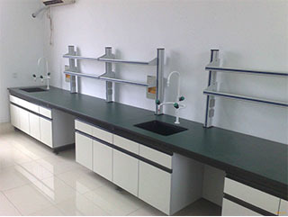 全钢理化板实验台柜多少钱