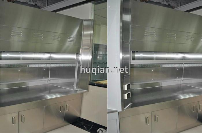 这也是不锈钢通风柜或者称为通风厨