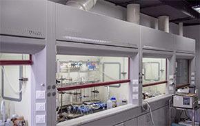 实验室通风橱与排风柜标准图片