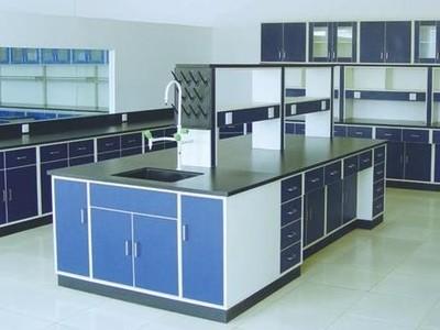 上海实验室实验台厂家生产的实验室全木边台