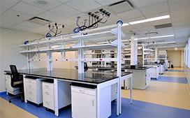 上海铝木实验台公司制造的铝木中央实验台