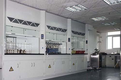 化验室通风厨适用于腐蚀性与酸碱性实验室