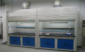 上海沪前玻璃钢通风柜供应商生产的玻璃钢材质通风柜