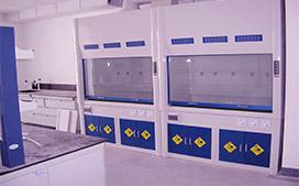 玻璃钢环保型通风柜