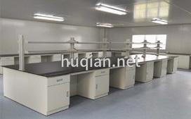 上海中央实验台厂家生产的实验室双面实验台