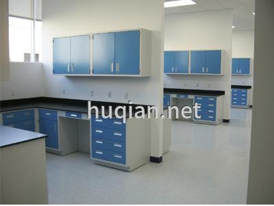 医院化验室实验台图片