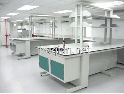医院中央试验台图片